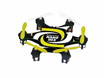 Revell Nano Hex Copter Remote Control Drone Black And Yellow • 33.90£