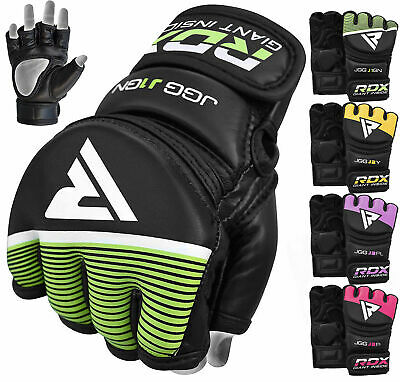 $ CDN23.99 • Buy RDX Kids MMA Gloves Boxing Fight Grappling Sparring Punch Martial Art Training