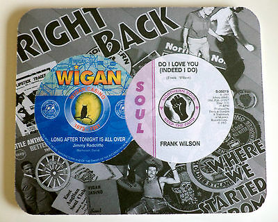 Northern Soul Mousemat, Do I Love You Mousemat, Wigan Casino The Torch Mousemat • 5.49£