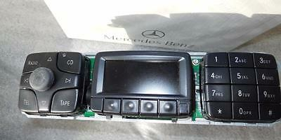 $842.52 • Buy NEW MERCEDES Radio Stereo Control Unit S Class S500 W220 OEM Becker 2208201386