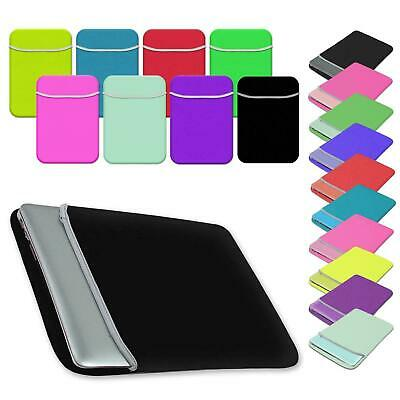 8  10  12  14  Neoprene Sleeve Case Cover Bag For 7  17  Inch Laptop Tablet IPad • 3.99£