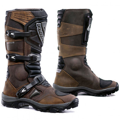 £169.99 • Buy Forma Adventure Brown Waterproof Atv Quad Trail Riding Motorcycle Boots