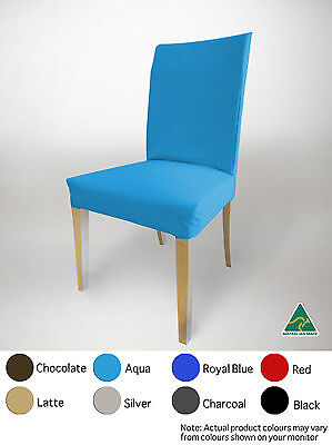 AU99 • Buy 6 X Ikea Henriksdal Chair Covers $99   8 Different Colours   Australian Made
