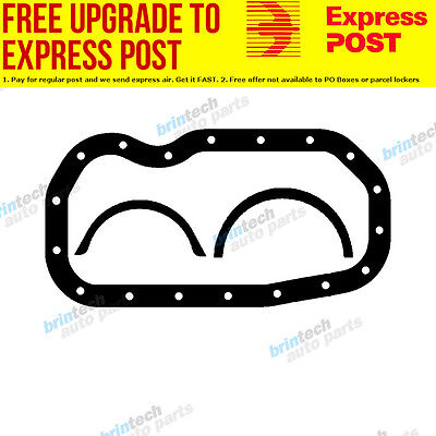AU45.80 • Buy 1988-1998 For Holden Rodeo TFR17 2WD 4ZE1 Isuzu Engine Oil Pan Sump Gasket J