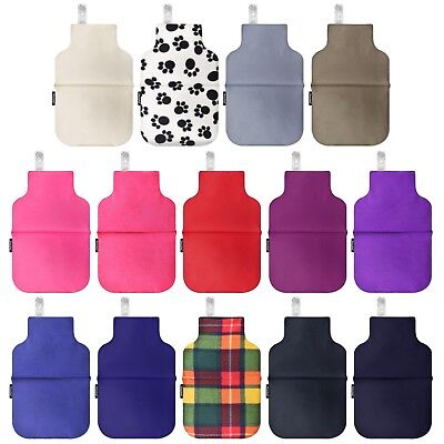 Wheat Bag Bottle Shaped Microwave Heat Pack Warmer Pain Relief • 14.95£