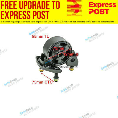 AU54.65 • Buy MK Engine Mount 2000 For Toyota Corolla AE112R 1.8 Litre 7AFE Auto & Manual Rear