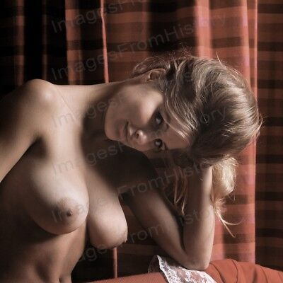 AU21.46 • Buy 8x10 Print Sexy Model Pin Up Donna Michelle Nudes 1964  #MOD64