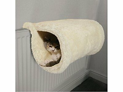 Luxury Cat Bed Tunnel Warm Radiator Mounted Or Floor Standing By Rosewood • 24.49£