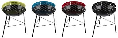 £12.95 • Buy BBQ Portable Camping Festival Garden Charcoal Barbecue Outdoor Cooking Grill