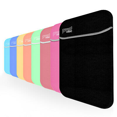 Carrying Sleeve Neoprene Cover Bag Case For 7  - 17  Inch Laptop IPad Tablet • 3.99£