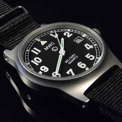 $ CDN119.26 • Buy MWC G10 LM Military Watch Black Strap, Date, 50m Water Resistance NEW BOXED