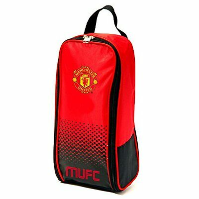 Manchester United Shoe Boot  Bag - Fade Print School  • 9.95£