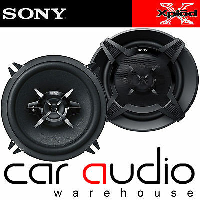 460 Watts A Pair Sony XS-FB1320 5.25 Inch 13cm 2 Way Car Door Coaxial Speakers • 28.95£