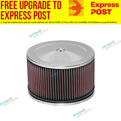 AU280.71 • Buy K&N S/S Custom Air Cleaner Assembly 9 X 5  Suit Neck Size 7-5/16  (186 Mm)