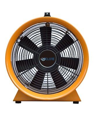 £129.99 • Buy Dust Fume Extractor/ventilation Fan 12  (300mm) Next Day Delivery