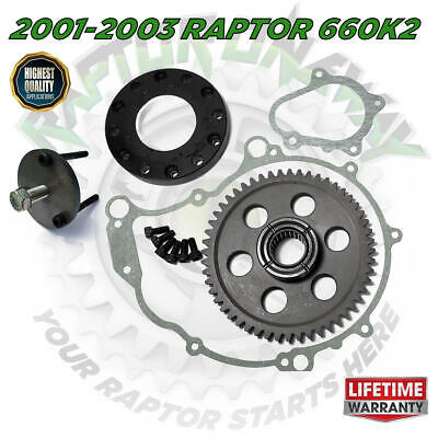 $230 • Buy Raptor 660 One Way Starter Clutch Bearing KIT With Puller