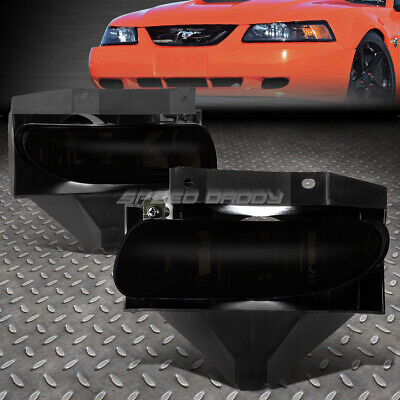 $22.88 • Buy For 99-04 Ford Mustang Gt Tinted Lens Bumper Driving Fog Light Replacement Lamps