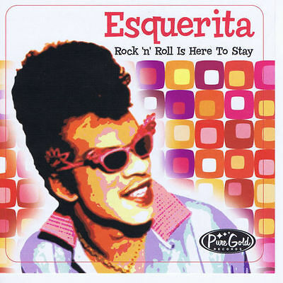 £5.97 • Buy ESQUERITA Rock 'n' Roll Is Here To Stay CD - 1950s - Little Richard - NEW