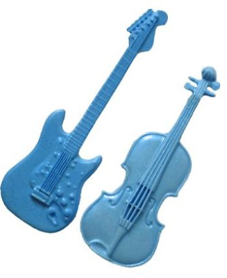 Musical Instruments - SH135 FIRST IMPRESSIONS MOLDS - Silicone Moulds • 7.74£