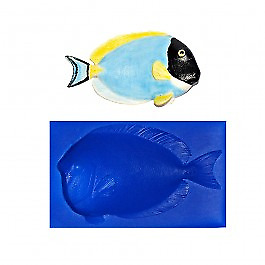 £13.25 • Buy Large Tropical Fish - SC128 FIRST IMPRESSIONS MOLDS - Silicone Moulds