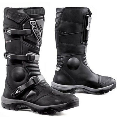 £169.99 • Buy Forma Adventure Black Waterproof Atv Quad Trail Riding Motorcycle Boots