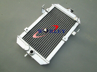 Yamaha Raptor 660 Radiator and fan 01 02 03 04 05 STOCK OEM  660R
