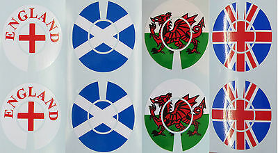 £2.99 • Buy Bowls Stickers National ID Markers Set Of 4