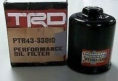 AU39.71 • Buy TRD Performance Oil Filter Toyota MR2 Mk1 1.6L AW11 4AGE Service Item