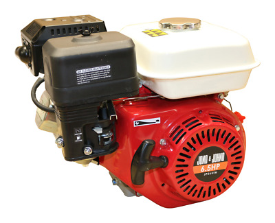 AU165 • Buy Threaded Shaft 6.5HP OHV Stationary Petrol Engine Motor Water Fire Fighter Pump