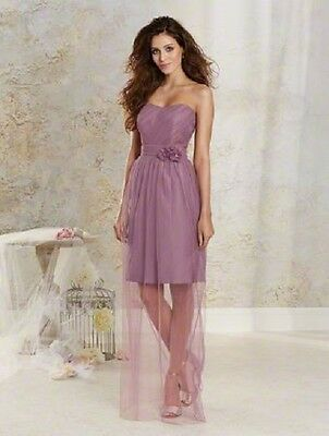 £17.97 • Buy Alfred Angelo-8619-Size 6-Wistera-, Bridesmaid,Cruise,Pagent-928-45