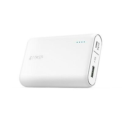 AU63.96 • Buy Anker PowerCore 10000 Portable Charger One Of The Smallest And Lightest 10000...