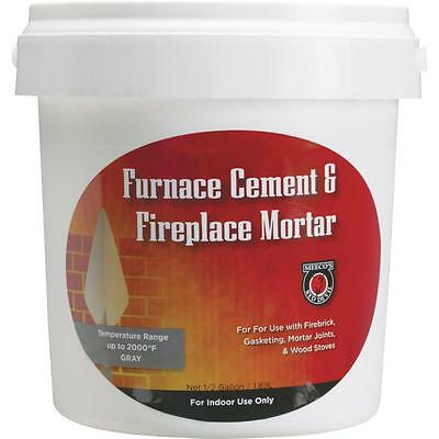 Meeco's Red Devil 1/2Gal Furnace Cement • 14.63£