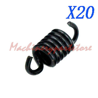 £3.49 • Buy 20x Clutch Tension Spring For Stihl 025 Ms190t Ms191t 019t 020t 020 Ms200 Ms200t