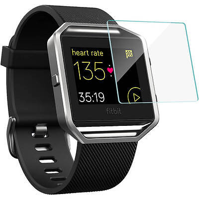 $ CDN6.01 • Buy Tempered Glass For Fitbit BLAZE Screen Protector Cover Film Guard Smart Watch