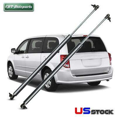 2 Rear For 01-07 Chrysler Dodge Tailgate Trunk Liftgate Lift Support Struts Arms