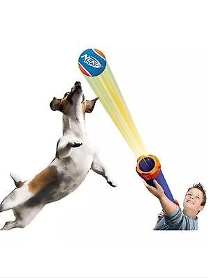 £19.99 • Buy Nerf Dog Tennis Ball Blaster Toy Shoots Up To 50' Includes Ball Great Exercise