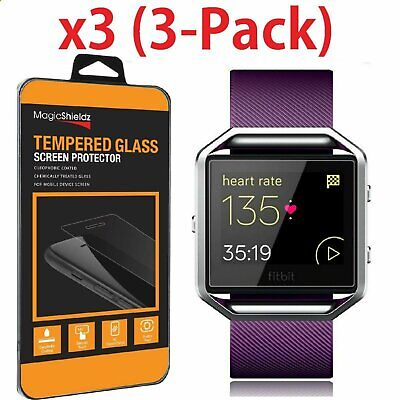 $ CDN3.79 • Buy Premium Real Tempered Glass Film Screen Protector For Fitbit Blaze Smart Watch