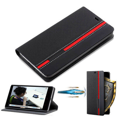 AU5.66 • Buy For OnePlus 6 5T 5 3 3T Case Wallet Leather Stand Flip Cover Luxury Ultra-thin