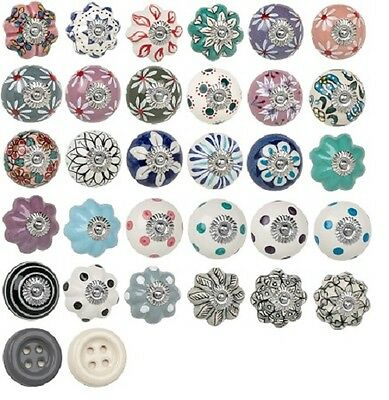 Heritage Door Knobs Handle Drawers Cupboards Cabinets Vintage Shabby Chic Retro • 3.59£