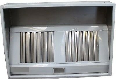 £499.99 • Buy Commercial Kitchen Stainless Steel Canopy Hood 6ft/1.8 Metre Extractor Canopy