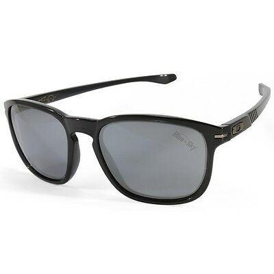AU139.95 • Buy Oakley Enduro OO 9223-03 Polished Black Ink/Black Iridium Sunglasses