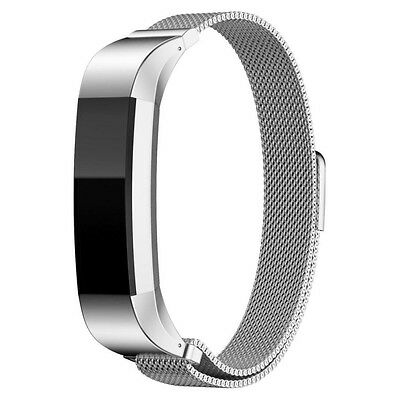 AU15.90 • Buy Metal Fitbit Alta & Alta HR Replacement Band Strap Secure Wristband Tracker