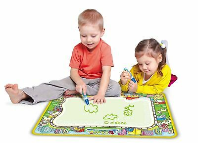 £7.99 • Buy Vinsani Traffic Water Doodle Mat Drawing Writing Painting Board&One Pen Age 3 Y+