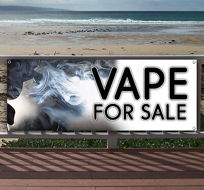 $ CDN60.30 • Buy VAPE FOR SALE Advertising Vinyl Banner Flag Sign Many Sizes Available USA