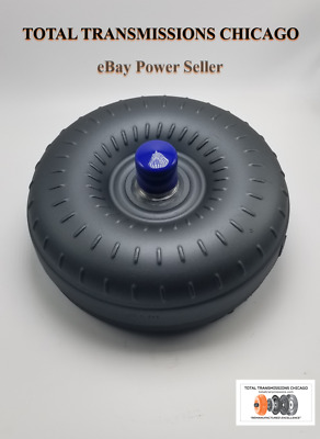 AU171.19 • Buy Gm35-4l60 4l60e Torque Converter 1600-1800 Medium Stall Transmission 4.3 5.0 5.7