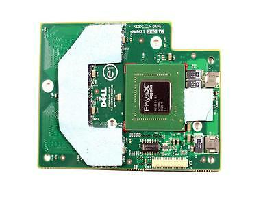 $13.88 • Buy NEW Genuine Dell XPS M1730 128MB NVidia PHYSX AGEIA Graphics Video Card RY946