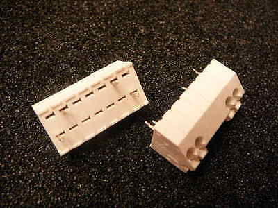 $3.99 • Buy WAGO PCB Terminal Block/Strip Connector 250-002/065-000 **NEW** Qty.3