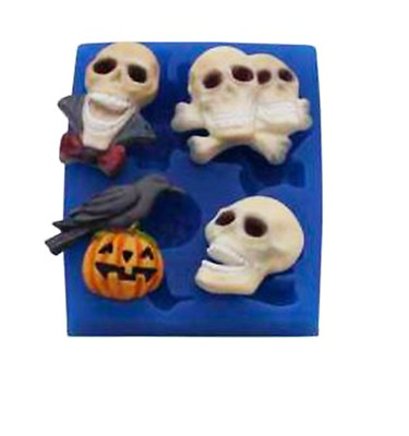 Halloween Set - SE313 FIRST IMPRESSIONS MOLDS - Silicone Moulds • 8.32£