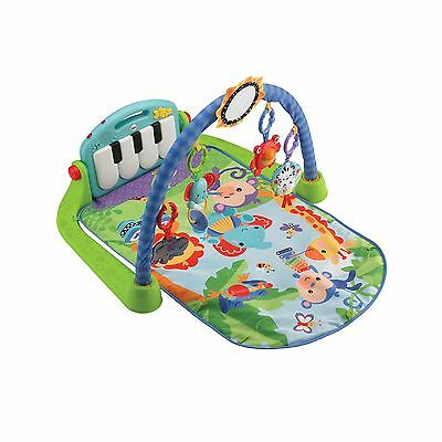 £43.64 • Buy Fisher-Price Baby Discover 'n Grow Kick And Play Piano Gym Green Toy New In Box