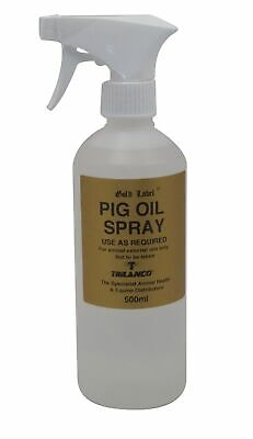 Gold Label Pig Oil Spray A Handy And Easy Application Of This Old Recipe. • 8.93£